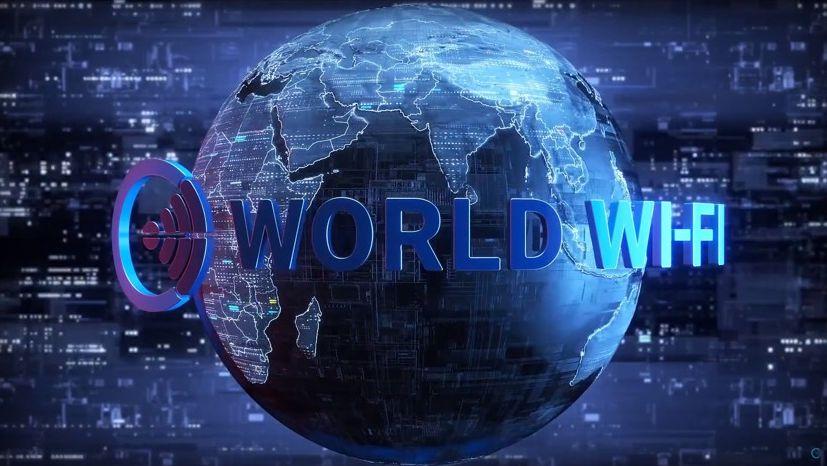 В РФ разрабатывается бесплатный всемирный Wi-Fi