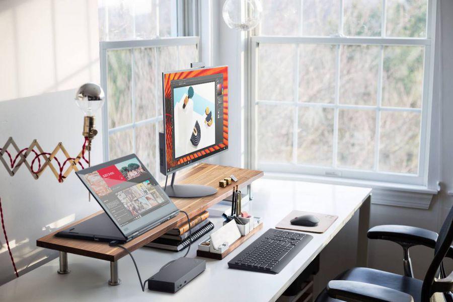 В Российской Федерации появился улучшенный ультрабук Lenovo ThinkPad X1 Carbon