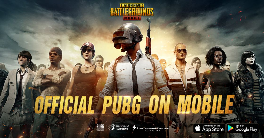 PlayerUnknown's Battlegrounds вышла на iOS и Android