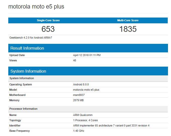 Мобильные телефоны Moto G6 показались накачественных рендерах