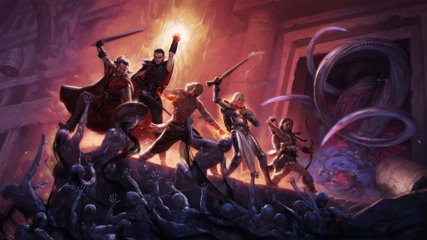 Obsidian раздаёт подарки для Pillars of Eternity II: Deadfire