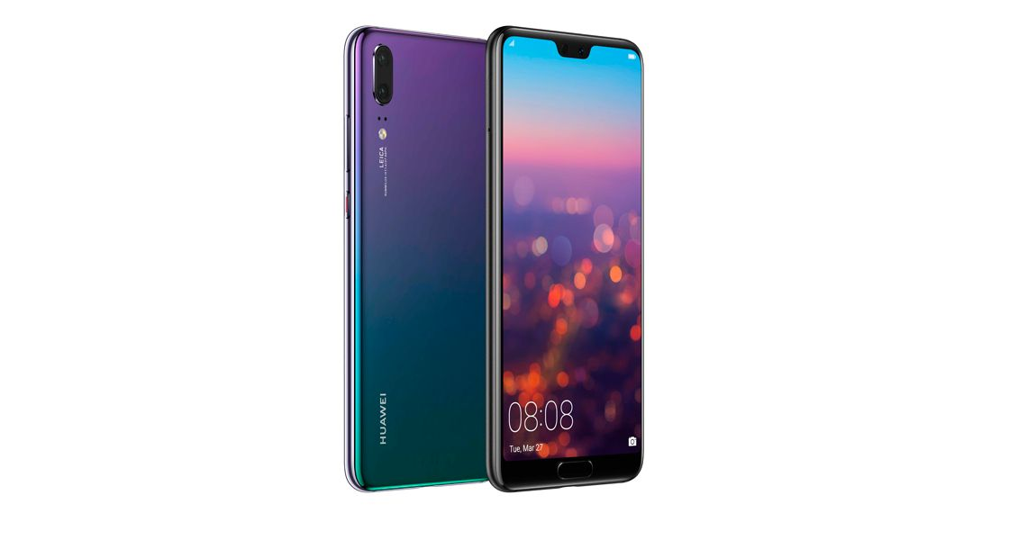 Huawei запускает продажи Huawei P20 и P20 Pro в России