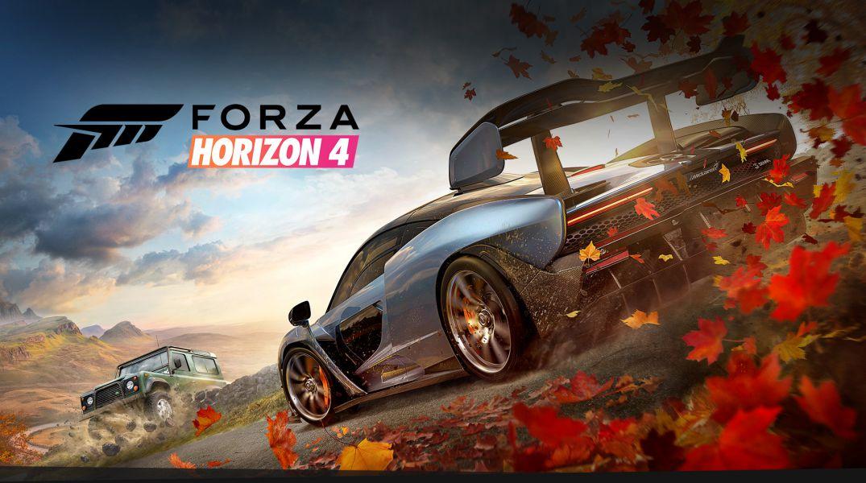 Forza Horizon 4 по ошибке вышла раньше релиза