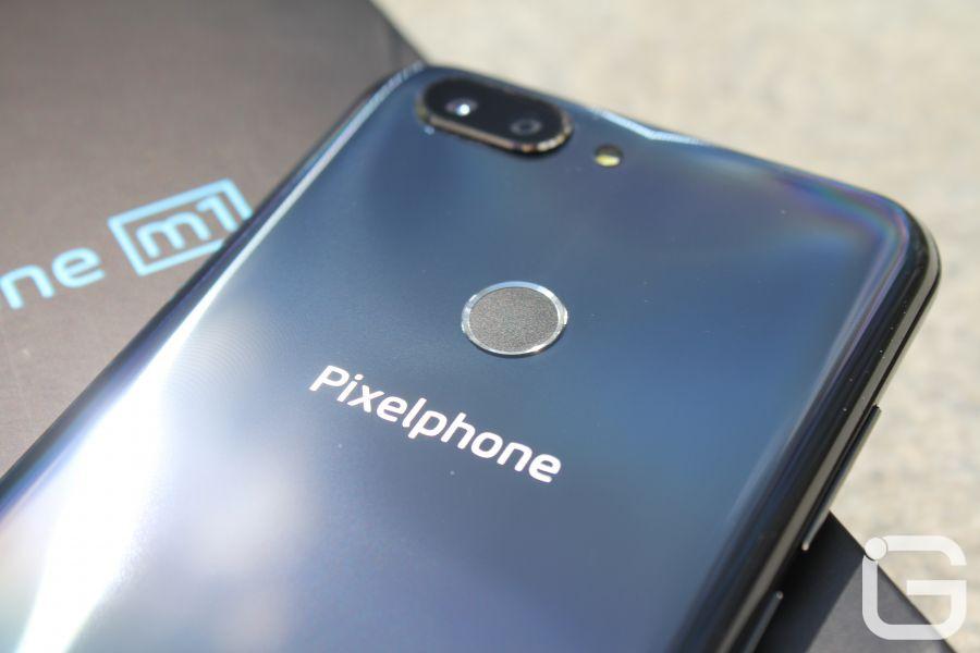 Обзор Pixelphone M1: бюджетник с двойной камерой