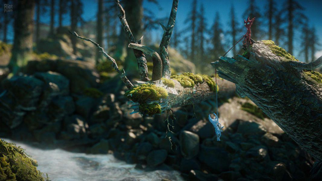 EA анонсировала Unravel Two