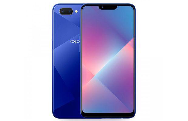 В сети представили смартфон Oppo A5