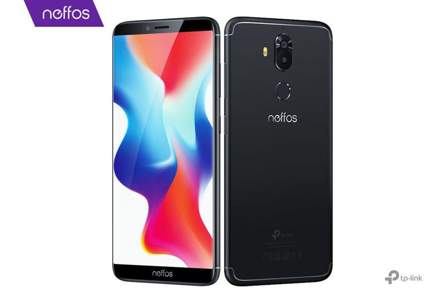 Neffos пополнился тремя новыми бюджетными смартфонами