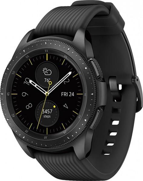 Samsung представила новые часы Galaxy Watch