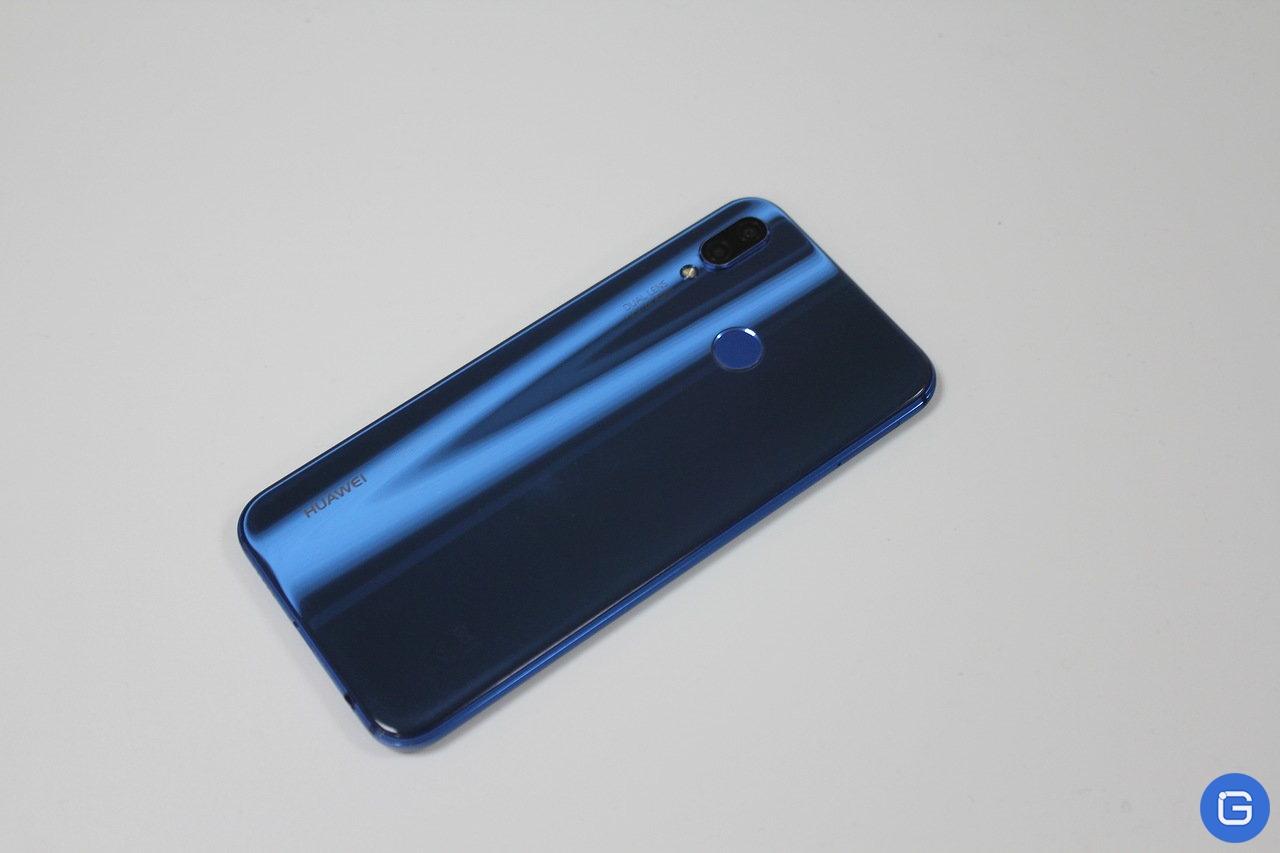Обзор Huawei P20 Lite: упрощенный флагман со стилем