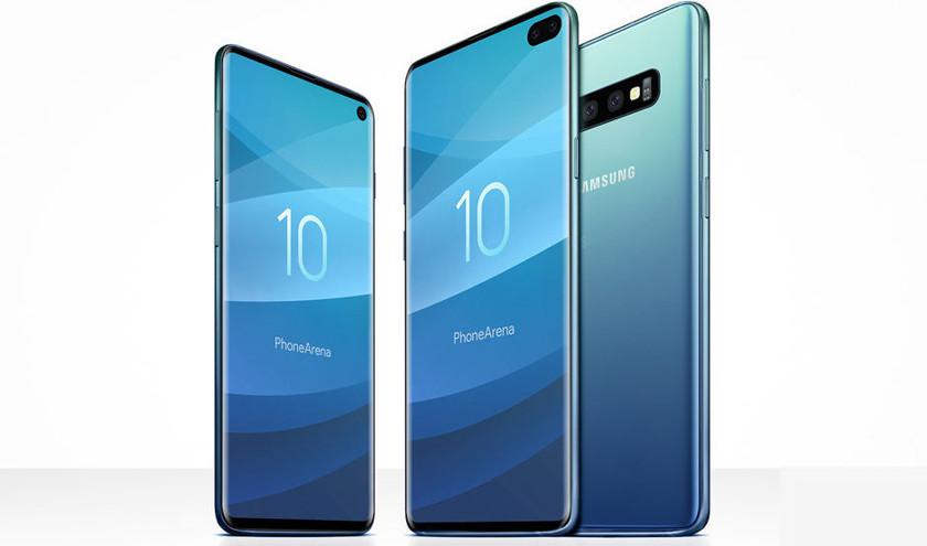 Samsung объявила дату выхода флагманского Galaxy S10