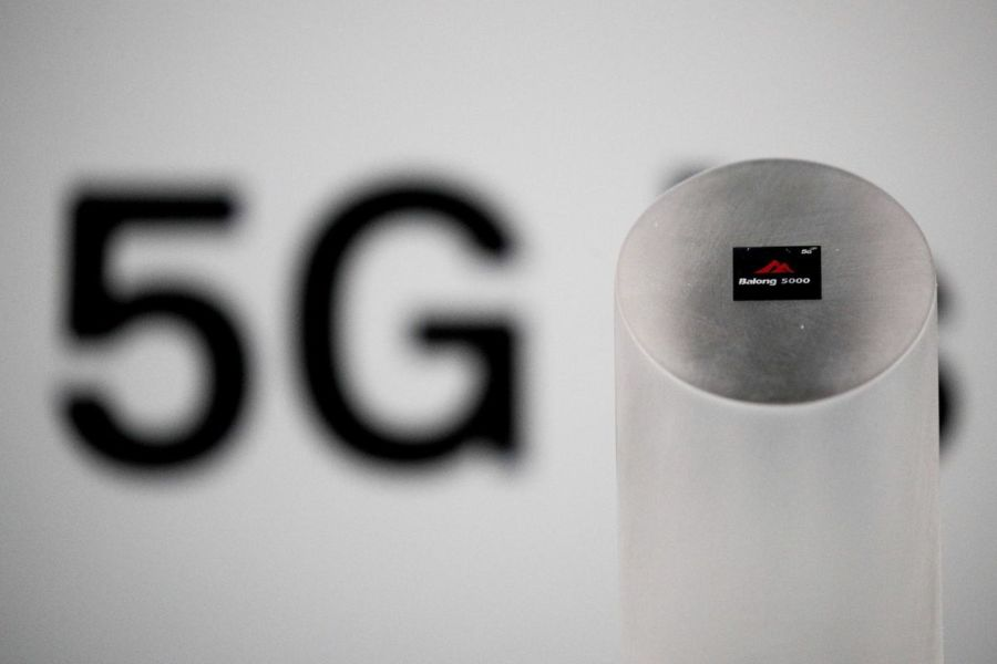 HUAWEI 5G chipset