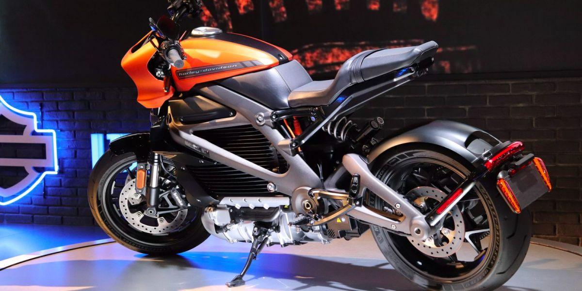Электромотоцикл Harley-Davidson будет стоить почти 30 тыс. долларов