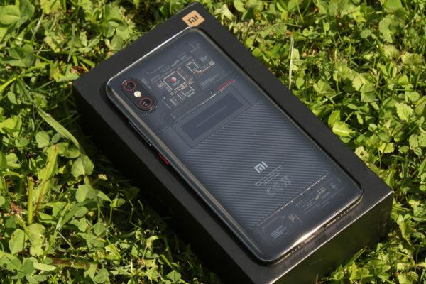 Обзор Xiaomi Mi 8 Pro: флагман с оптической стабилизацией