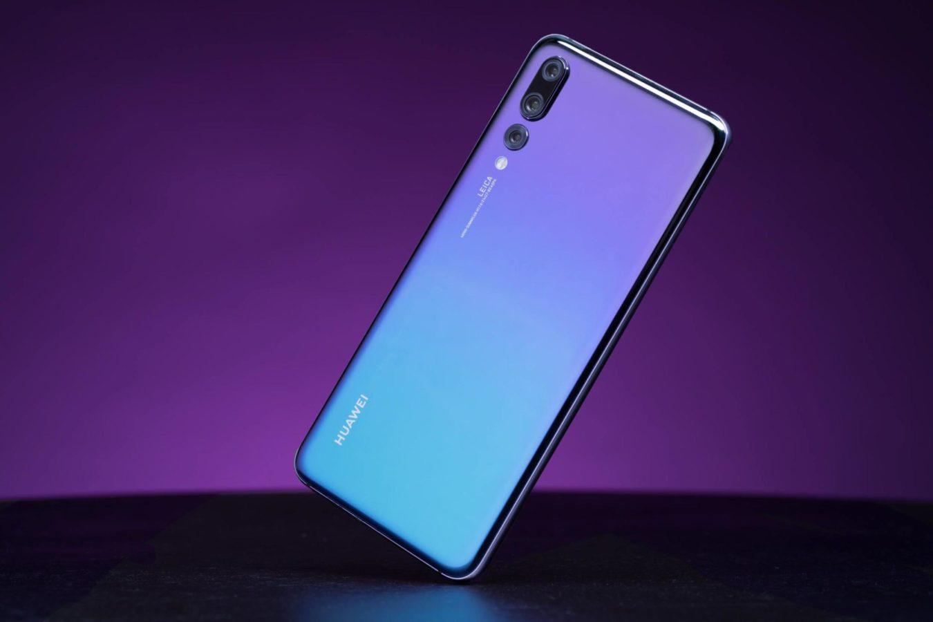 Huawei установил новый рекорд