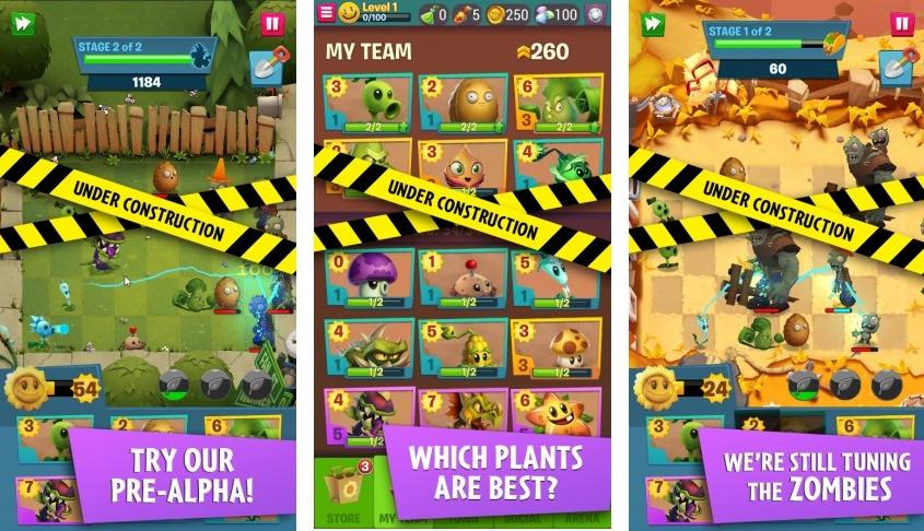 EA анонсировала Plants vs. Zombies 3. Альфа-версия уже доступна для Android