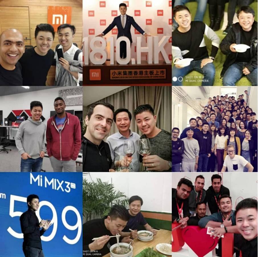 Xiaomi покинуло два топ-менеджера