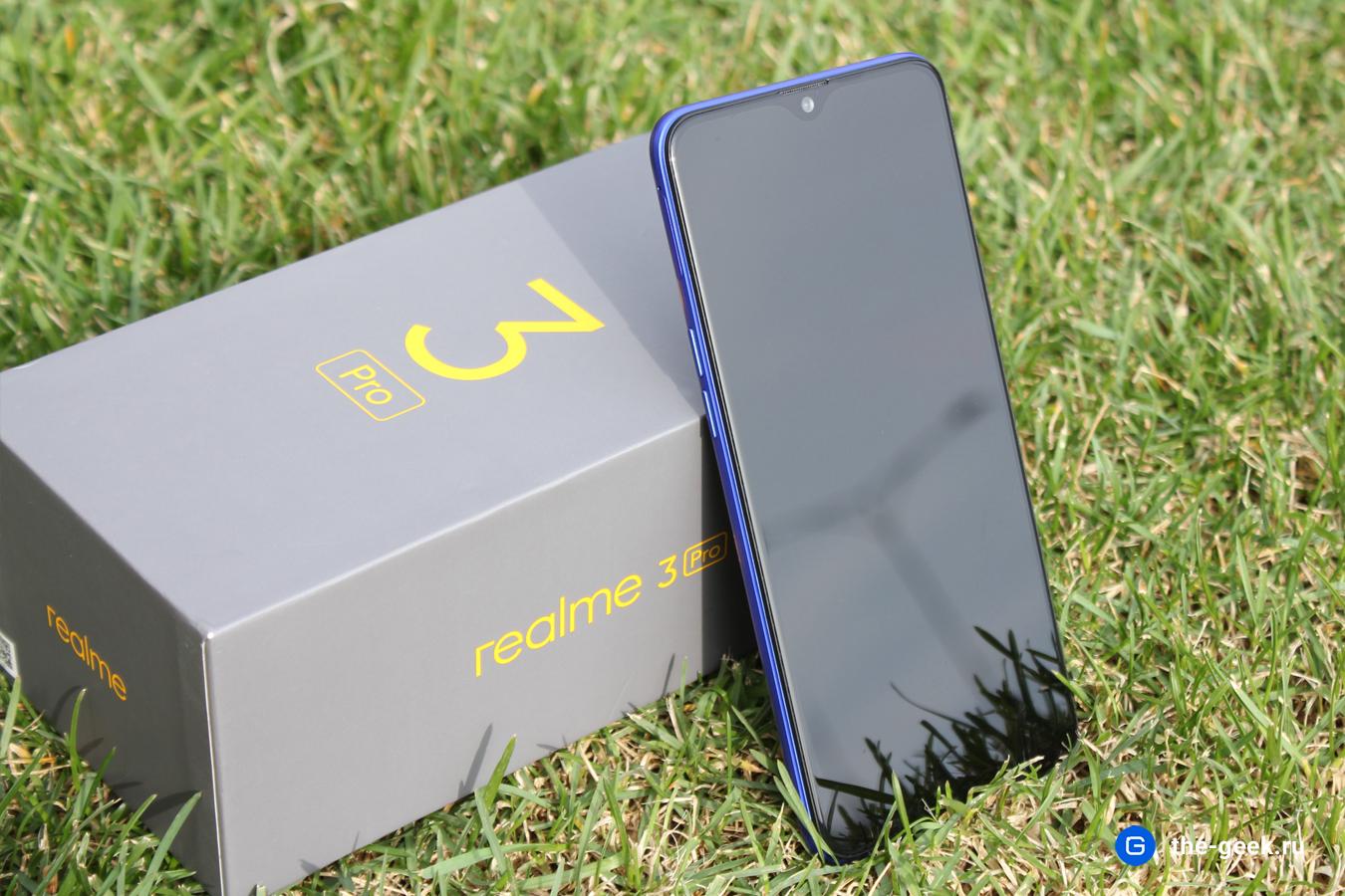 Realme 3 Pro 4