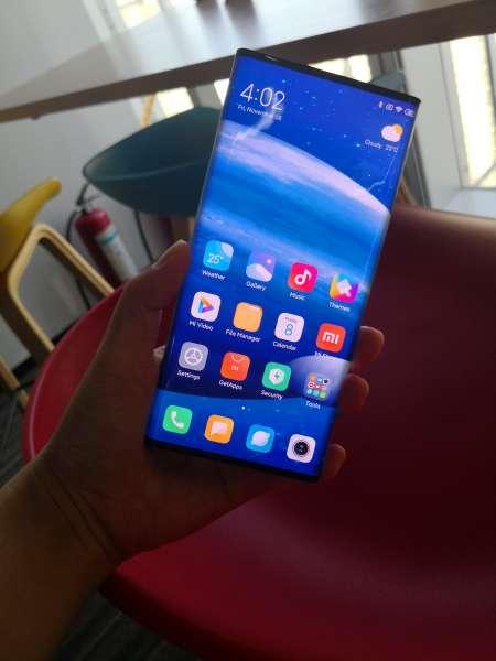 Xiaomi Mi Mix Alpha 4