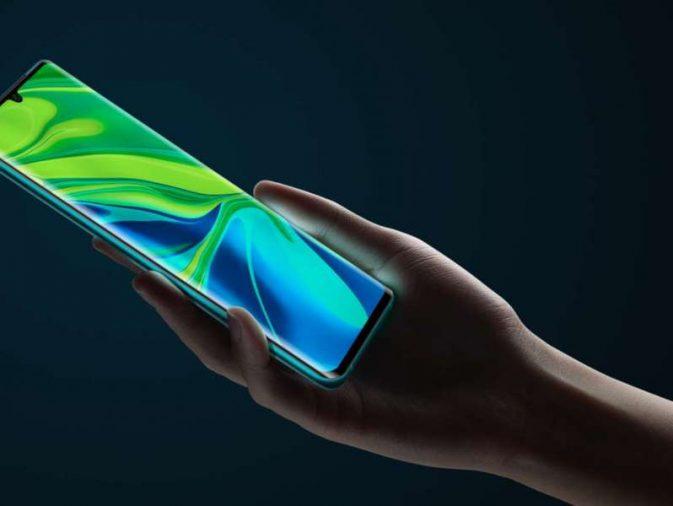 Xiaomi Mi Note 10 3