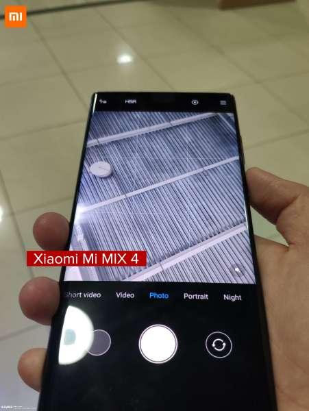 New Live Photos Mi Mix 4