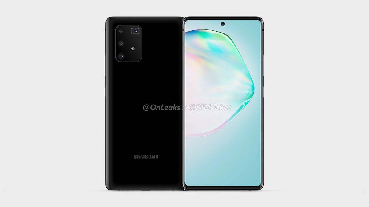 Samsung Galaxy A91 2