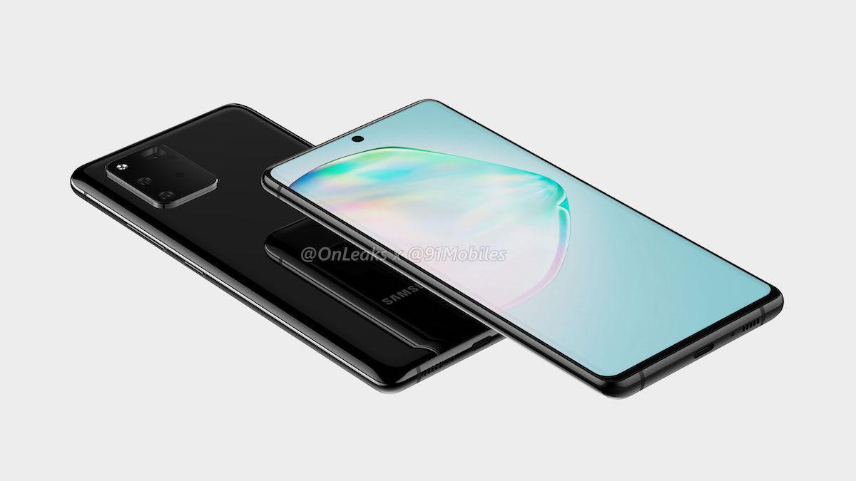 Samsung Galaxy A91 4