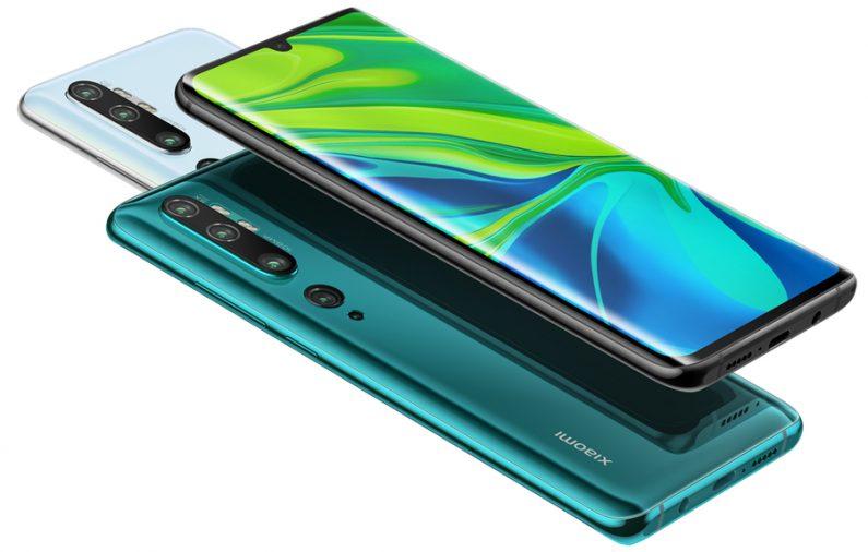 Xiaomi Mi 10 Note