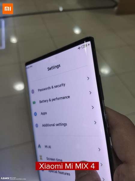 Xiaomi Mi Mix 4 1