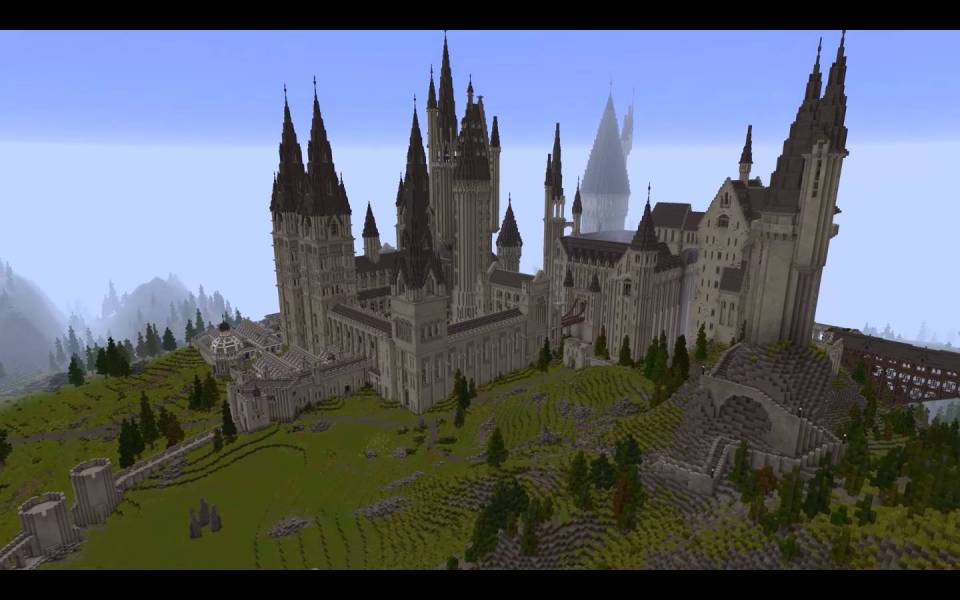Harry Potter Minecraft 2