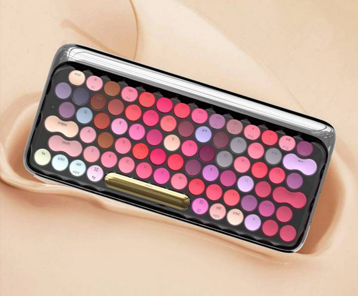 Lofree Lipstick Bluetooth Mechanical Keyboard