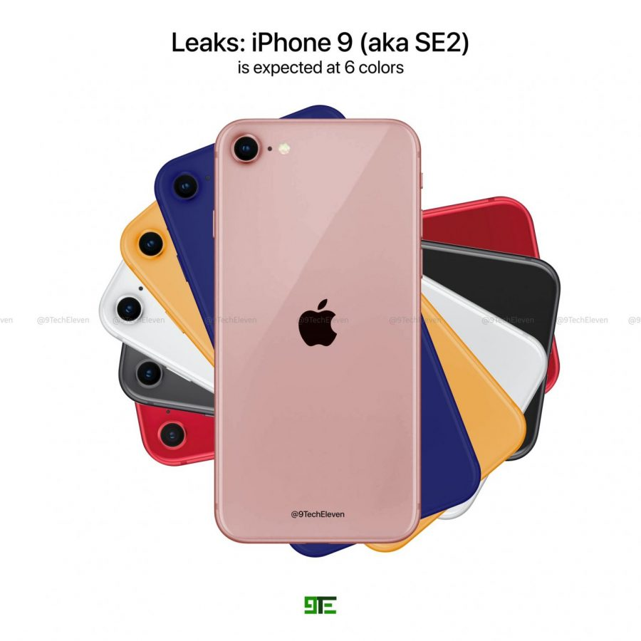 iPhone 9 (SE 2)