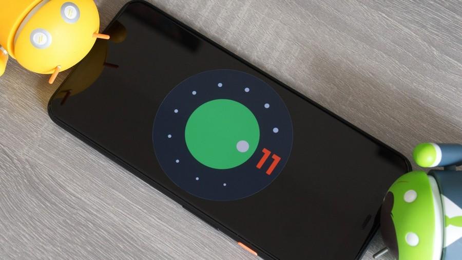 Android 11 Hero Joe 2