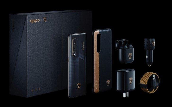 Oppo Find X2 Pro Lamborghini Edition 003