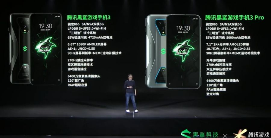 Xiaomi Black Shark 3 3 Pro