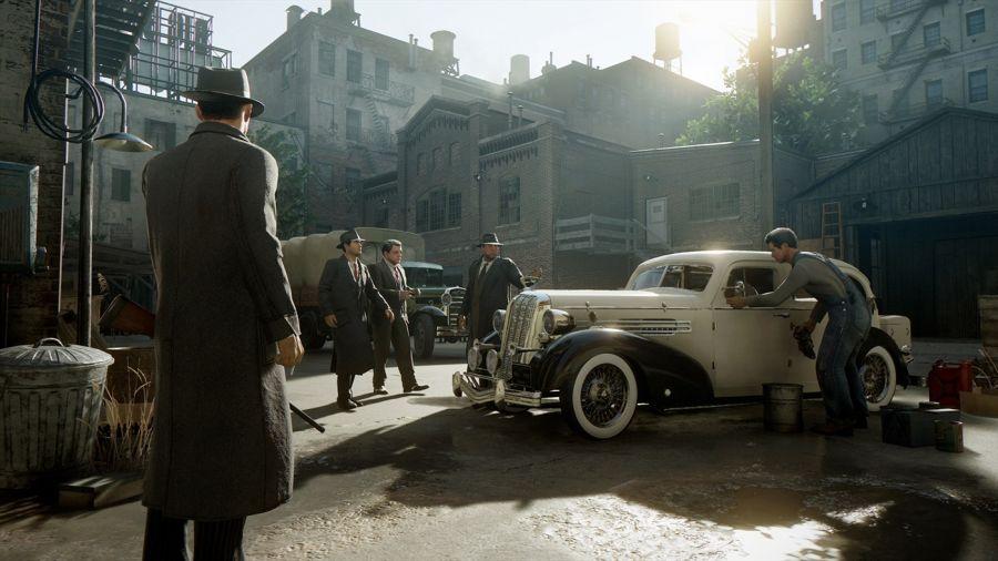 Remaster Mafia The City Of Lost Heaven 2