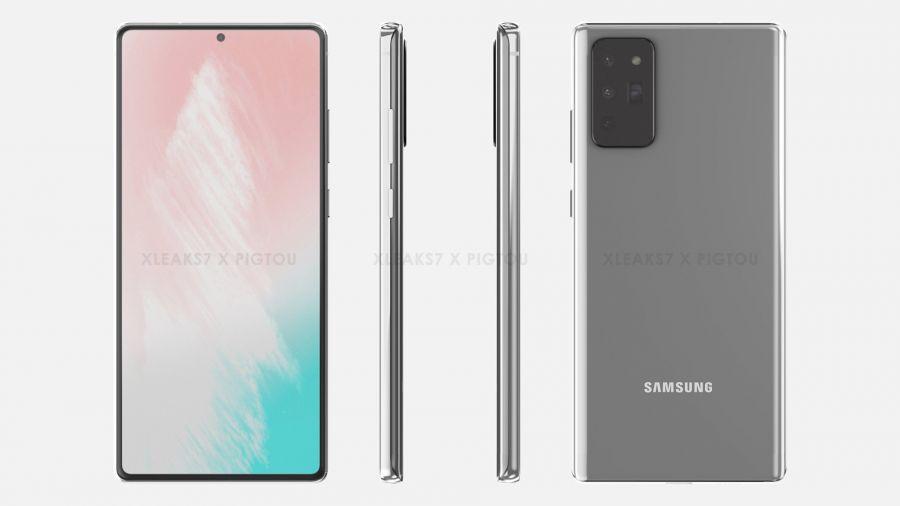 Samsung Galaxy Note20 2 1