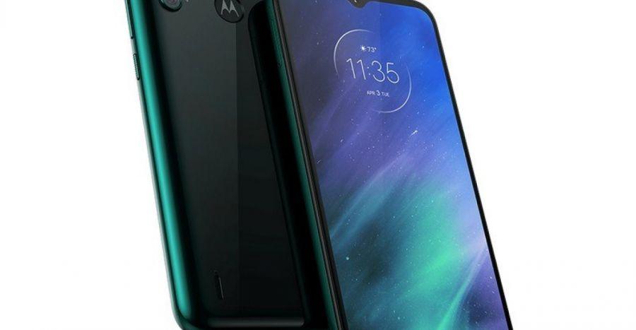 Motorola показала дешевый смартфон One Fusion