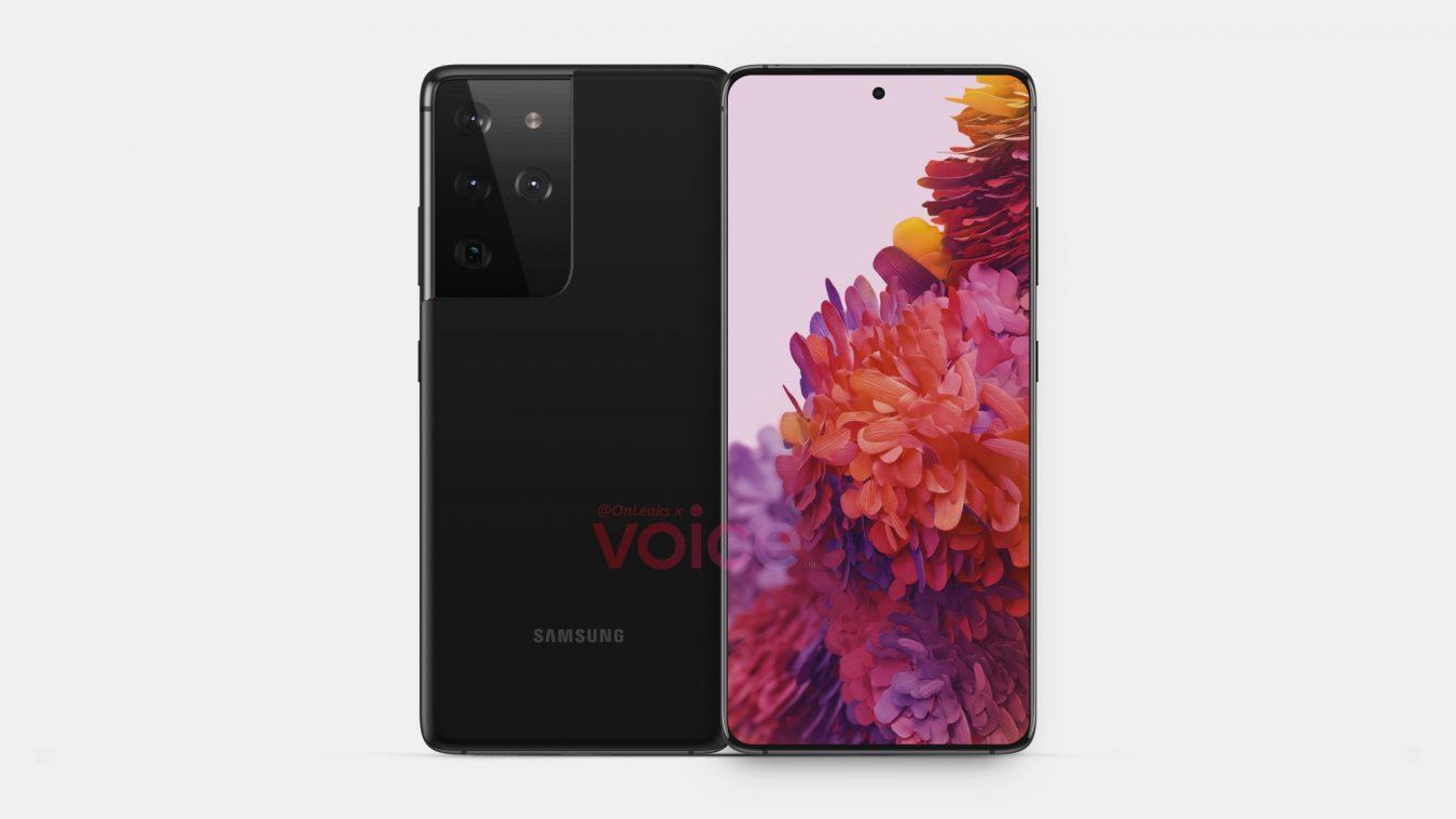 Samsung Galaxy S21 Ultra 4