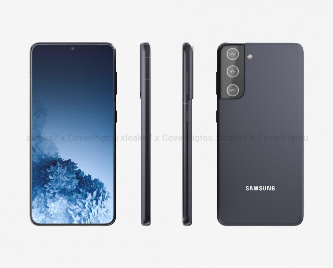 Samsung Galaxy S21 5